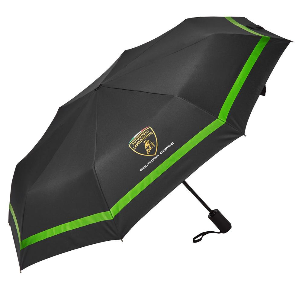 2020 Lamborghini Squadra Corse Team Compact Umbrella Official Merchandise