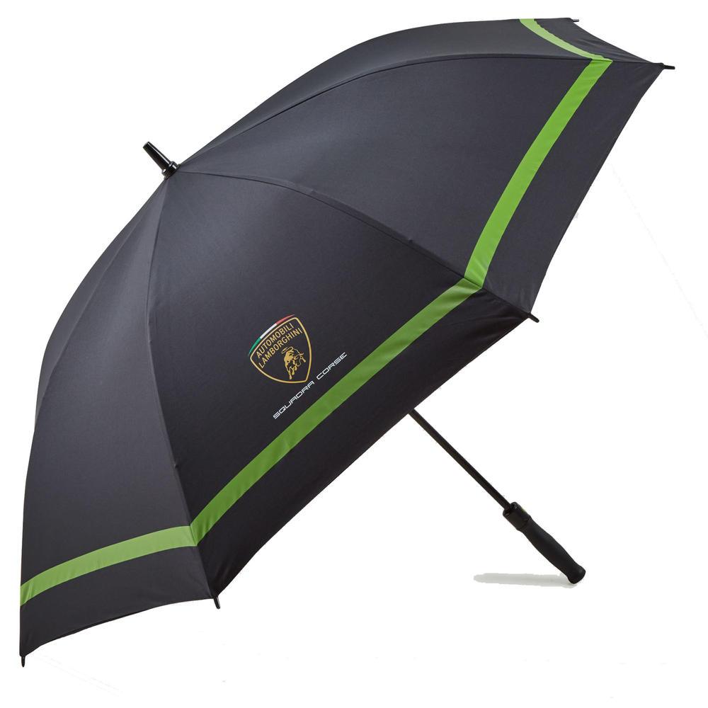 2020 Lamborghini Squadra Corse Team Large Rain Umbrella Official Merchandise