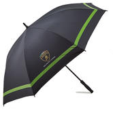 2020 Lamborghini Squadra Corse Team Large Rain Umbrella Official Merchandise