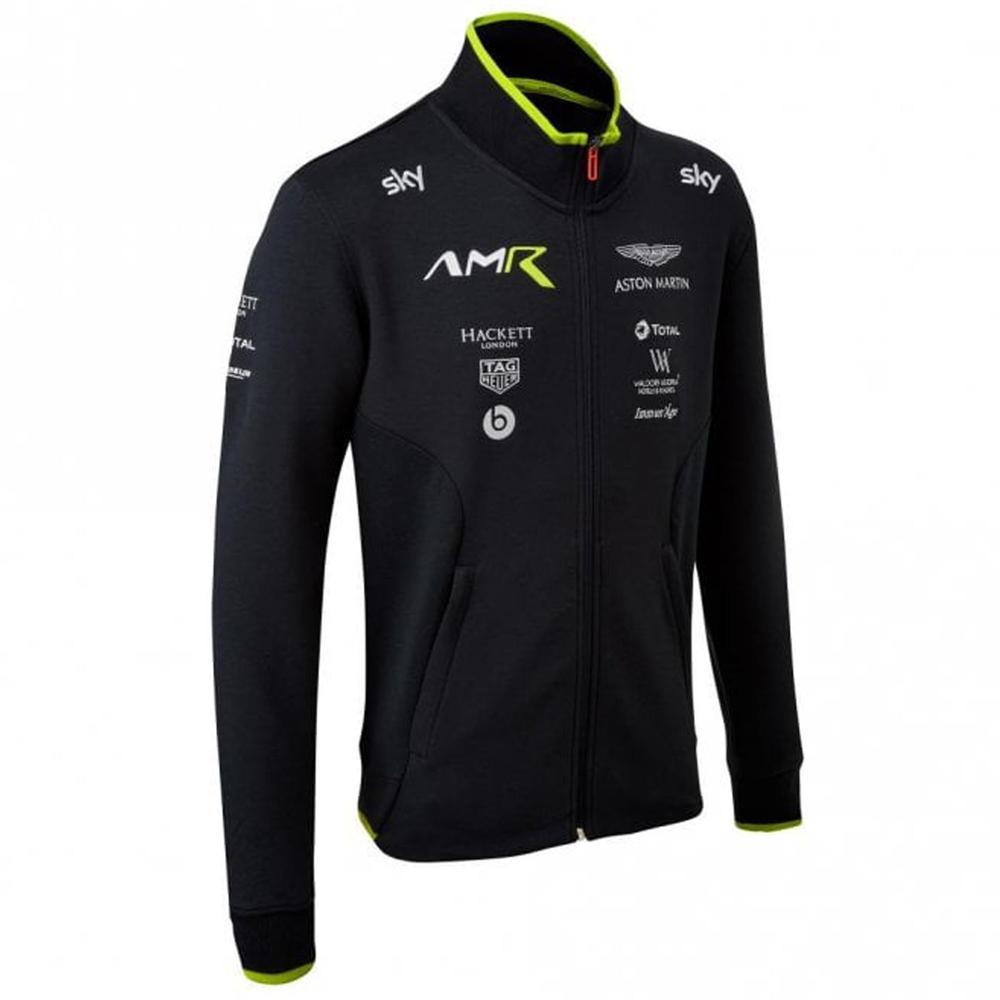 2019 Aston Martin Racing Team Mens Sweatshirt Jumper Jacket Sizes S-XXL