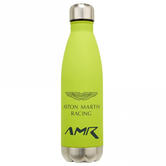 Official Aston Martin Racing Team Water Bottle Flask 460ml Lime Green GT GT2 GT3