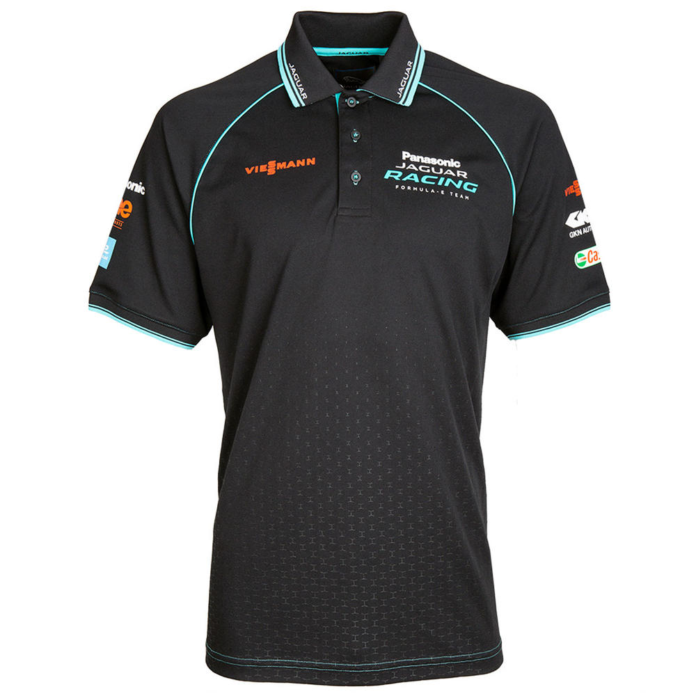 2020 Panasonic Jaguar Racing Team Mens Polo Shirt Tee Official Merchandise