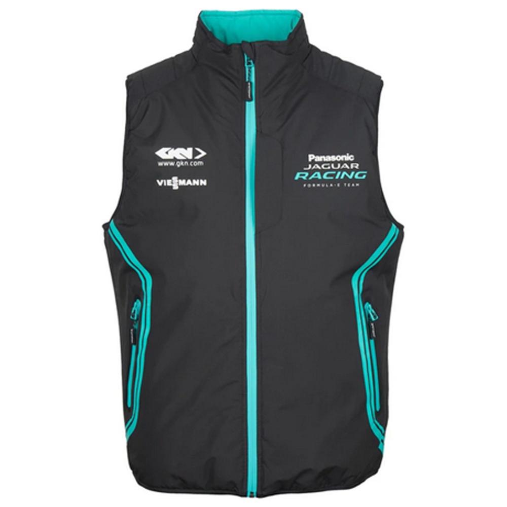 2020 Panasonic Jaguar Racing Team Gilet Jacket Bodywarmer Official Merchandise