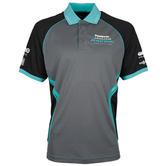 2020 Panasonic Jaguar Racing Team Mens Polo Shirt T-Shirt Official Merchandise