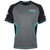 2020 Panasonic Jaguar Racing Team Mens T-Shirt Tee Tech Official Merchandise