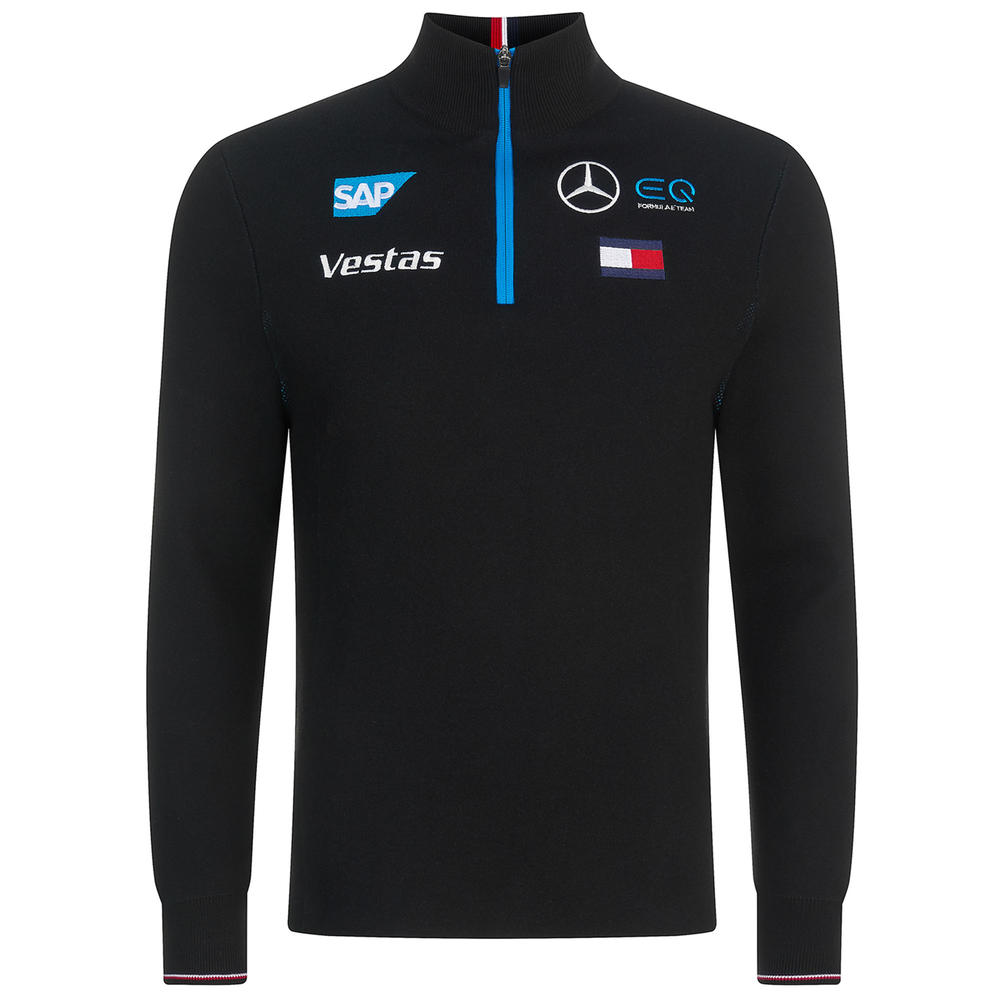 2020 Mercedes Formula E Racing Team Mens Sweatshirt Jumper Official Merchandise