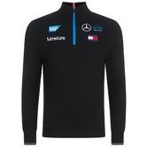 2020 Mercedes Formula E Racing Team Mens Sweatshirt Jumper Official Merchandise