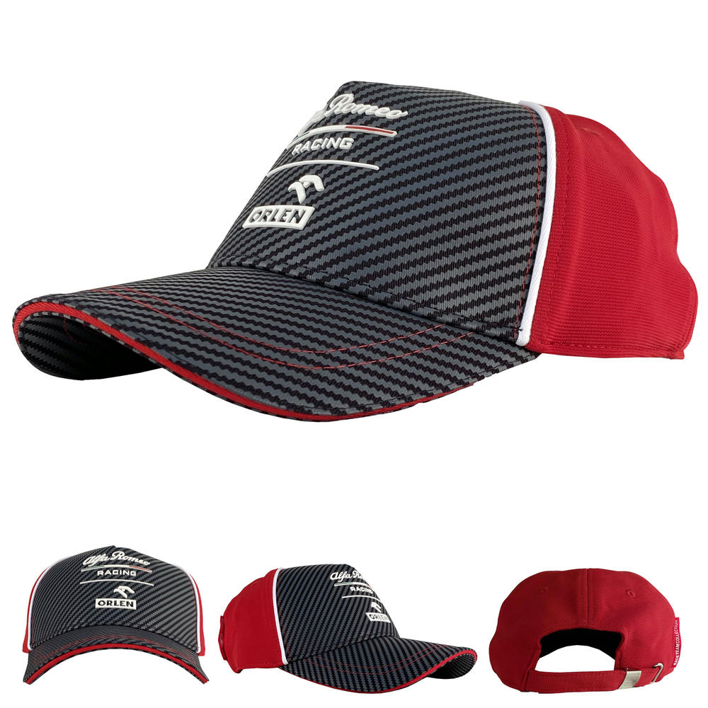 2020 Alfa Romeo Racing F1 Team Adults Baseball Cap One Size Official Merchandise