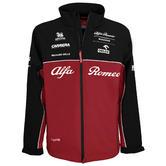 2020 Alfa Romeo Racing F1 Team Mens Softshell Jacket Coat Official Merchandise