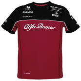 2020 Alfa Romeo Racing F1 Team Mens Adults T-Shirt Tee Official Merchandise