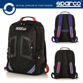 New! 2021 Sparco Stage Martini Racing Backpack Rucksack 16L Race Rally Travel Fa