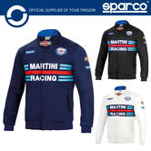New! 2021 Sparco Martini Racing Replica Bomber Style Jacket Lancia Rally Team