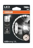 Osram LED Interior White Festoon Bulb 41mm SV8.5-8 265 LEDriving SL 6413DWP-01B