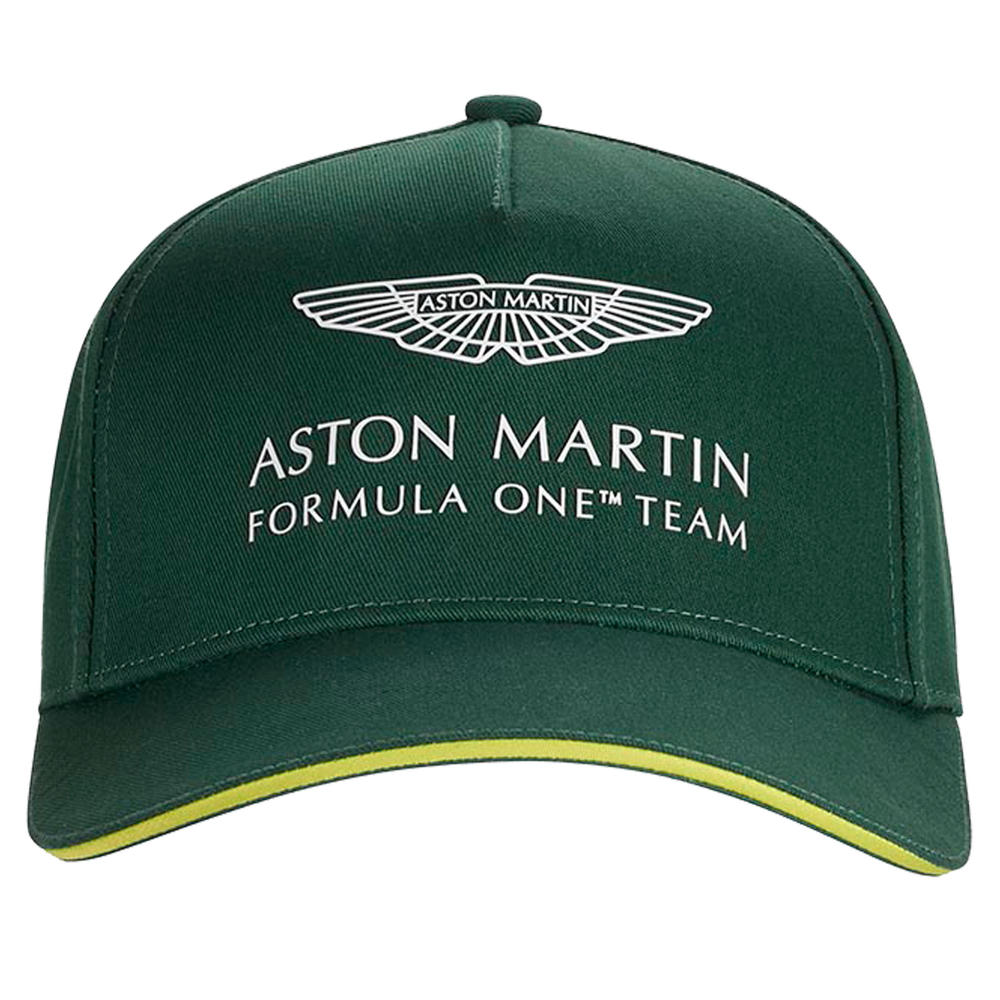 New! 2021 Aston Martin Formula One Team Cap in Green Official F1 Merchandise