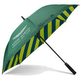 New! 2021 Aston Martin Formula One Team Golf Umbrella Official F1 Merchandise