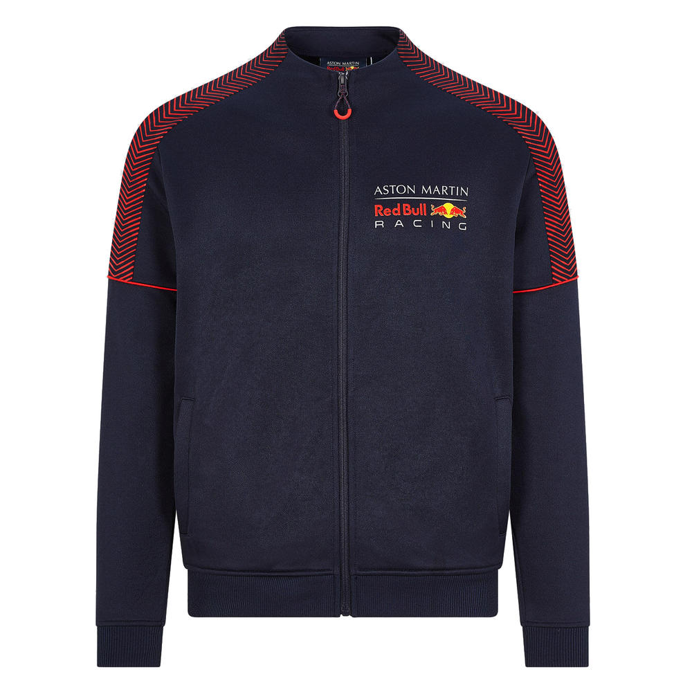 2020 Red Bull Racing F1 Mens Track Top Zip Up Jumper Official Merchandise