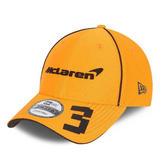 New! 2021 Mclaren F1 Daniel Ricciardo #3 Driver Cap Papaya by NEW ERA 940 9Forty
