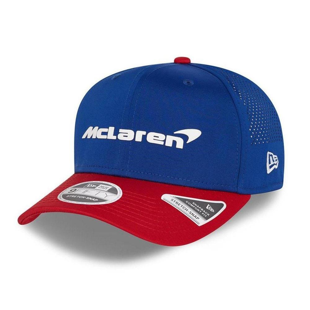 New! 2021 Mclaren F1 Team Cap USA Special Edition NEW ERA 950SS Stretch-Snap