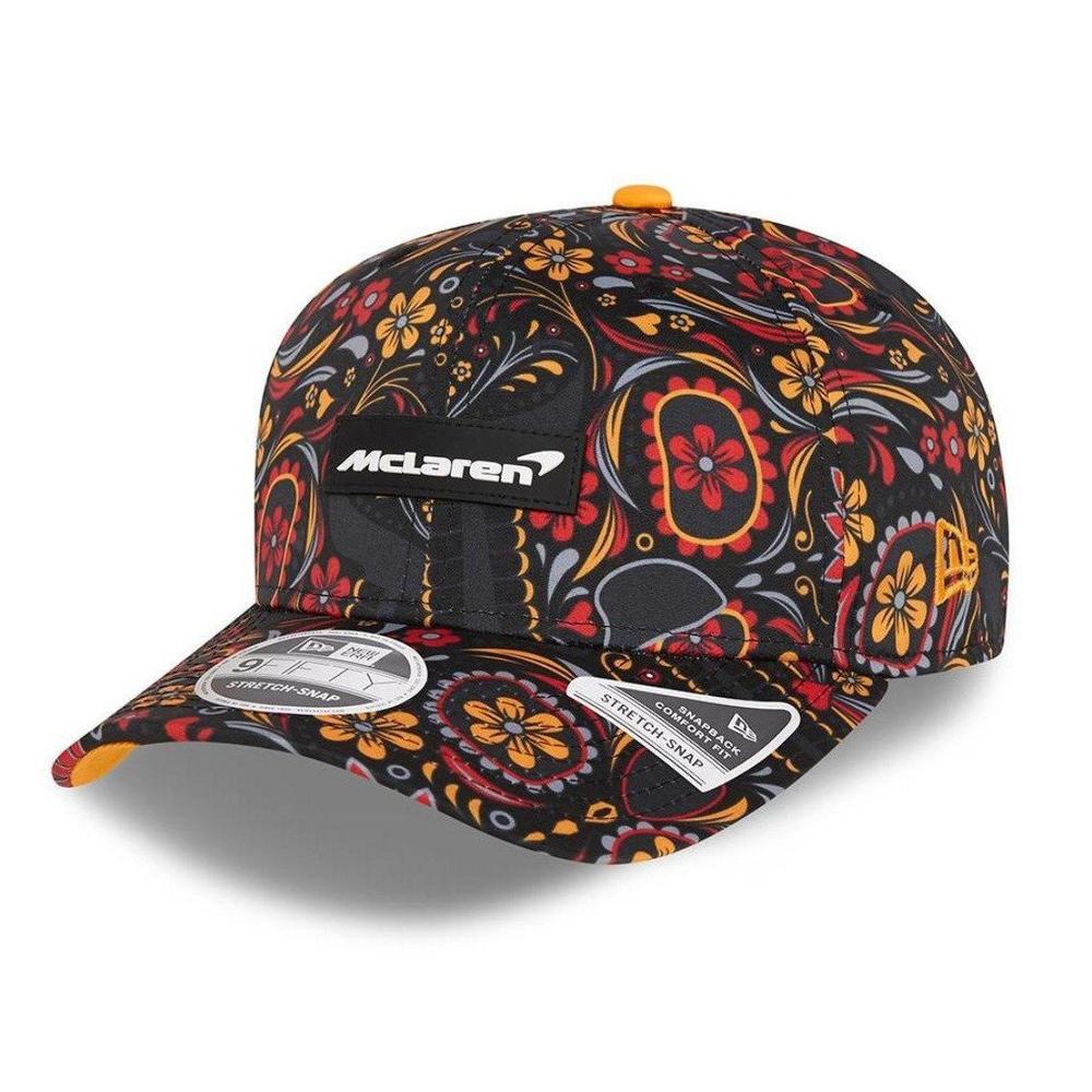 New! 2021 Mclaren F1 Mexico Grand Prix Cap Special Edition NEW ERA 950SS 9Fifty