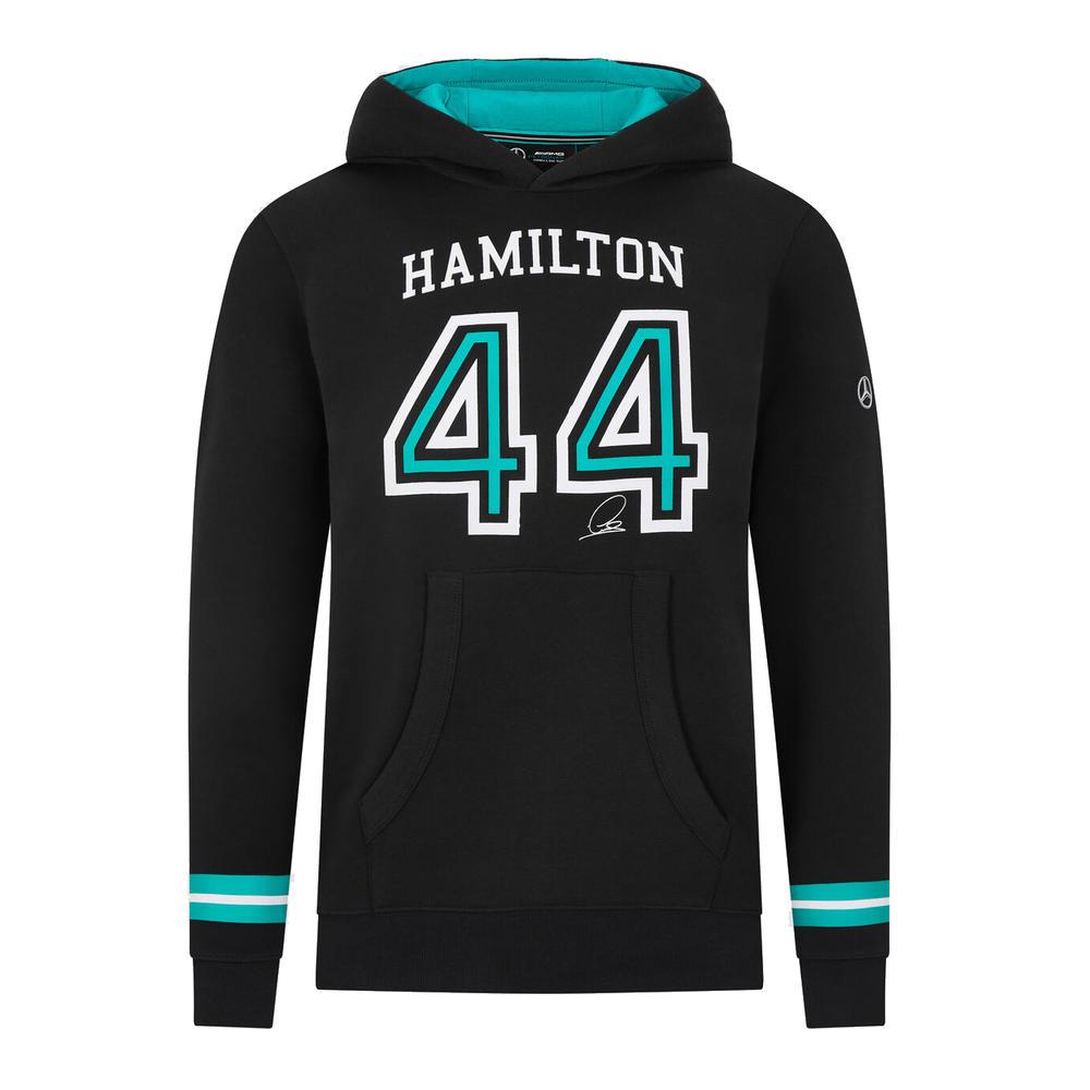 New! 2021 Lewis Hamilton #44 Kids Sweatshirt Childrens Hoodie Mercedes F1 Team