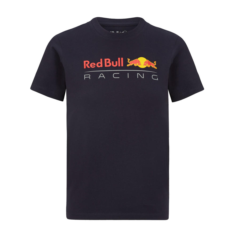 2021 Red Bull Racing Kids Large Logo Tee
