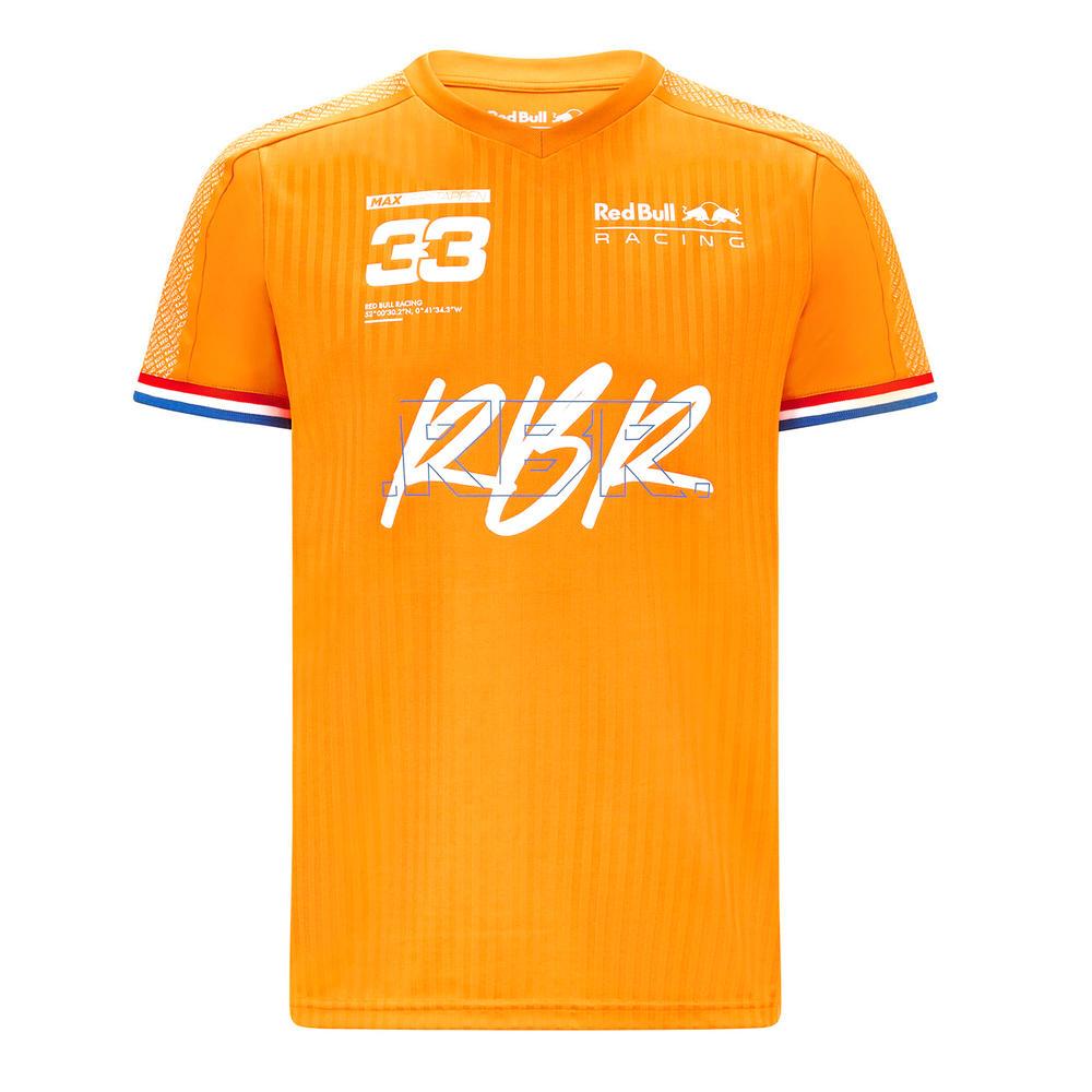 New! Max Verstappen Kids Sportswear T Shirt Boys Children Red Bull Racing F1