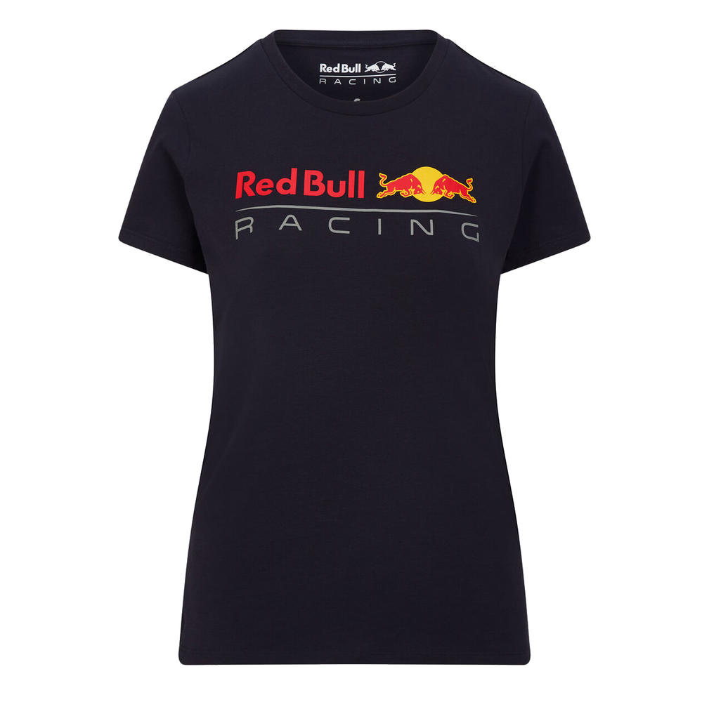 2021 Red Bull Racing Womens Large Logo Tee