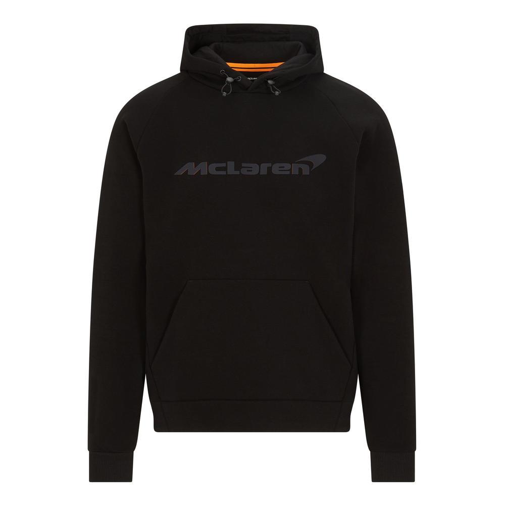 New! 2021 Mclaren F1 Team Mens Stealth Logo Hoodie Hoody Official Fanwear F1
