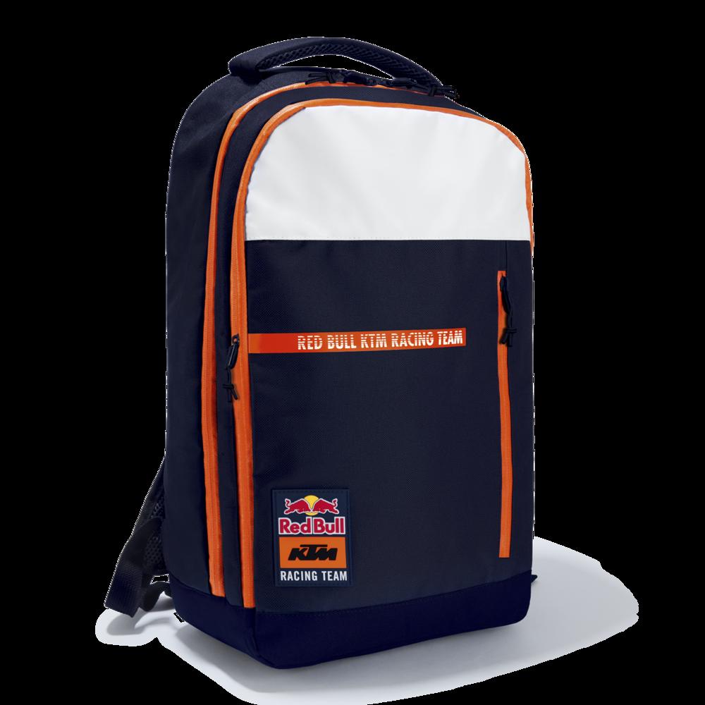 New! 2021 MotoGP Red Bull KTM Racing Team Fletch Zip Backpack Rucksack Bag