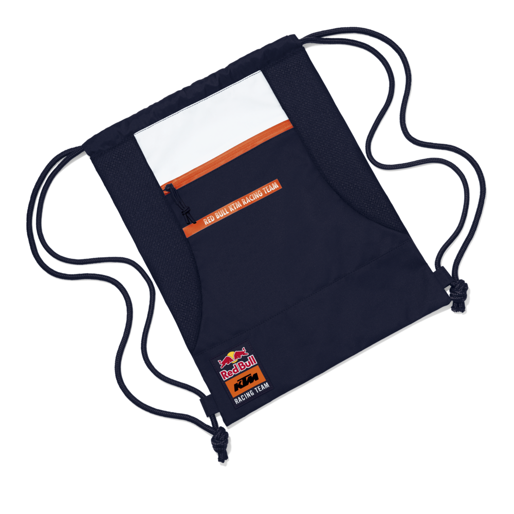 New! 2021 MotoGP Red Bull KTM Racing Team Fletch Gym Bag Pullstring Drawstring