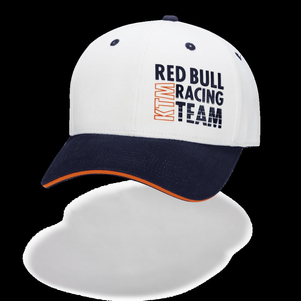 New! 2021 MotoGP Red Bull KTM Racing Team Fletch Cap 100% Cotton Official Item