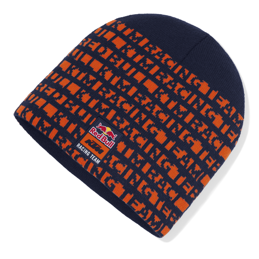New! 2021 MotoGP Red Bull KTM Racing Team Beanie Hat Official Merchandise