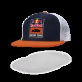 New! 2021 MotoGP Red Bull KTM Racing Team KIDS Fletch Trucker Cap by NEW ERA