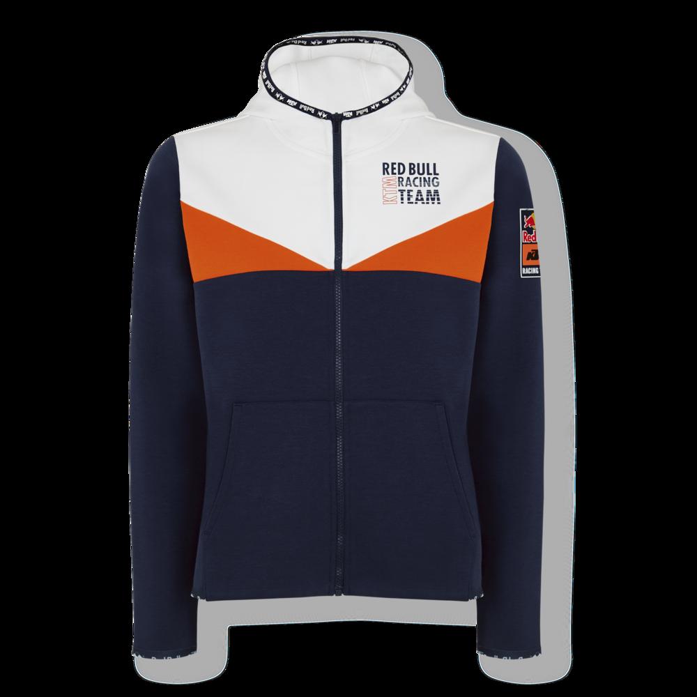 New! 2021 MotoGP Red Bull KTM Racing Team Womens Zip Hoody Hoodie Top Ladies