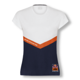 New! 2021 MotoGP Red Bull KTM Racing Team Womens Fletch T-Shirt Tee Ladies Girls