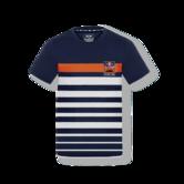 New! 2021 MotoGP Red Bull KTM Racing Team Kids Stripe T-Shirt Tee Childrens