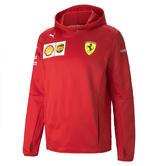 New! 2021 Scuderia Ferrari F1 Team Kids Hooded Sweater Hoodie Hoody Child Sizes