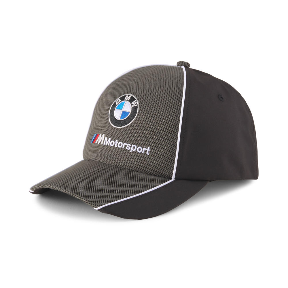 New! 2021 Puma BMW M Motorsport Baseball Cap in Black Official Race Merchandise