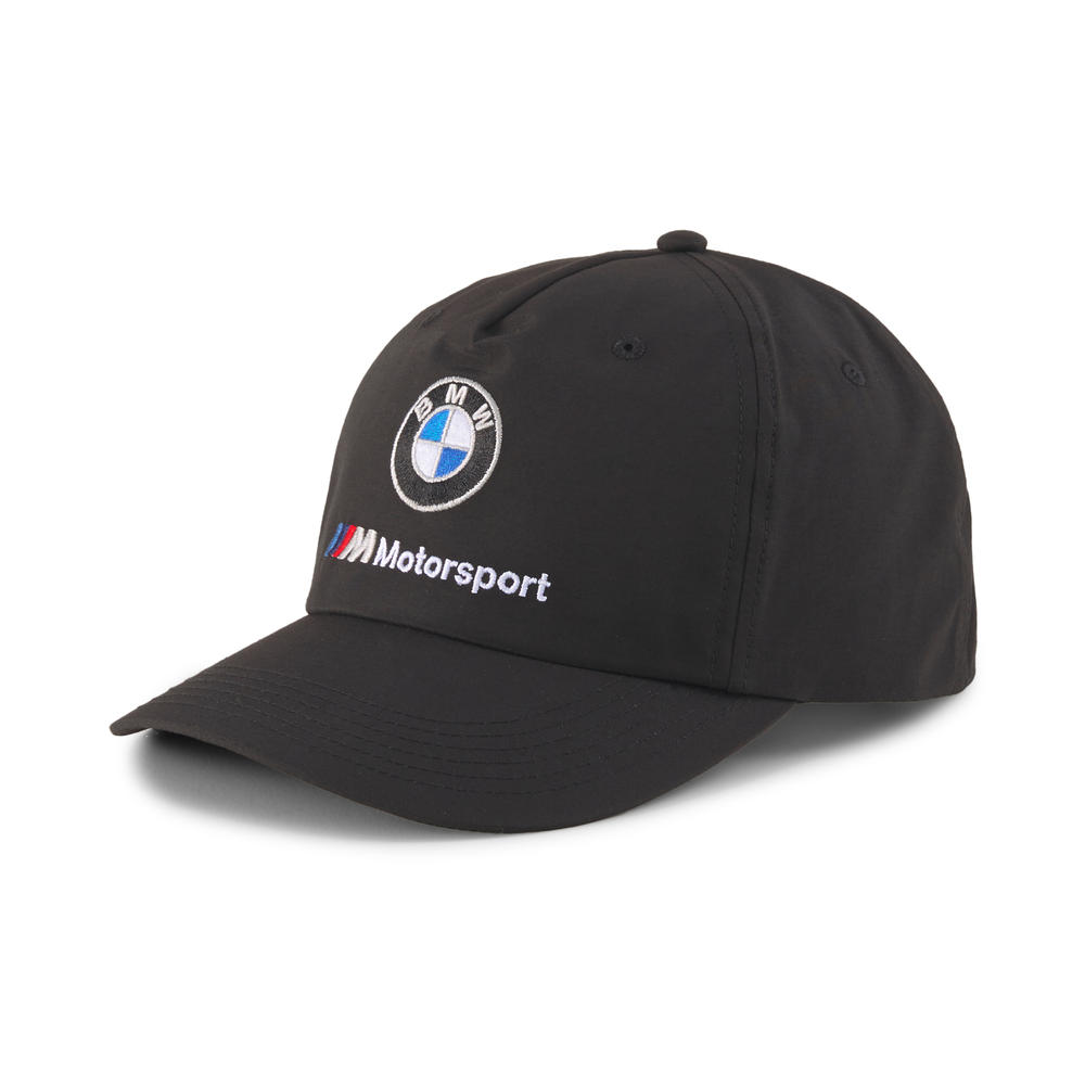New! 2021 Puma BMW M Motorsport Heritage Cap in Black Official Race Merchandise