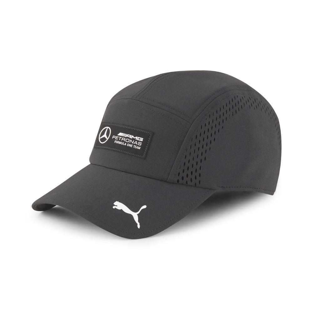 New! 2021 Mercedes AMG F1 Game World Cap Black Adult Size Official PUMA Product