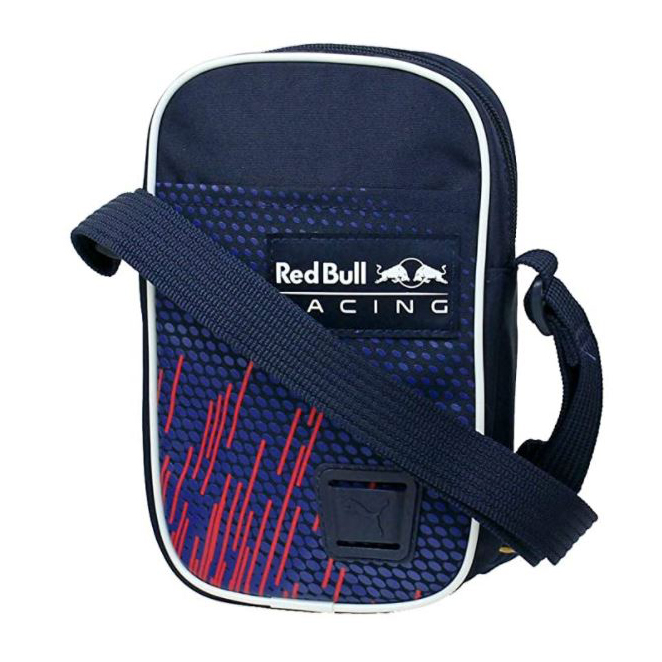New! 2021 Red Bull Racing F1 Team Portable Shoulder Bag Official PUMA Product
