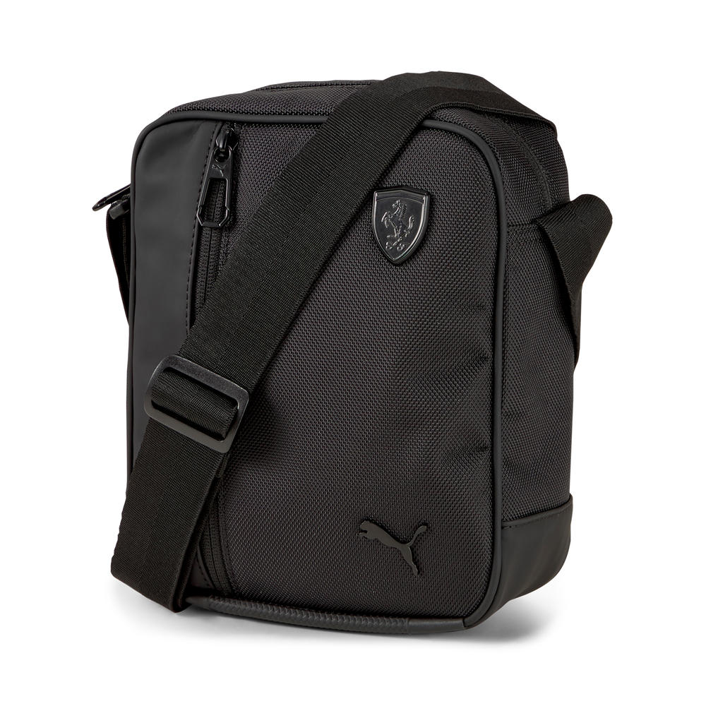 New! 2021 Puma Ferrari Portable Shoulder Bag in Black made with Premium Material