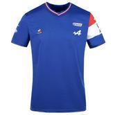 New! 2021 Alonso #14 Driver Mens T-Shirt Official Alpine F1 Team Merchandise