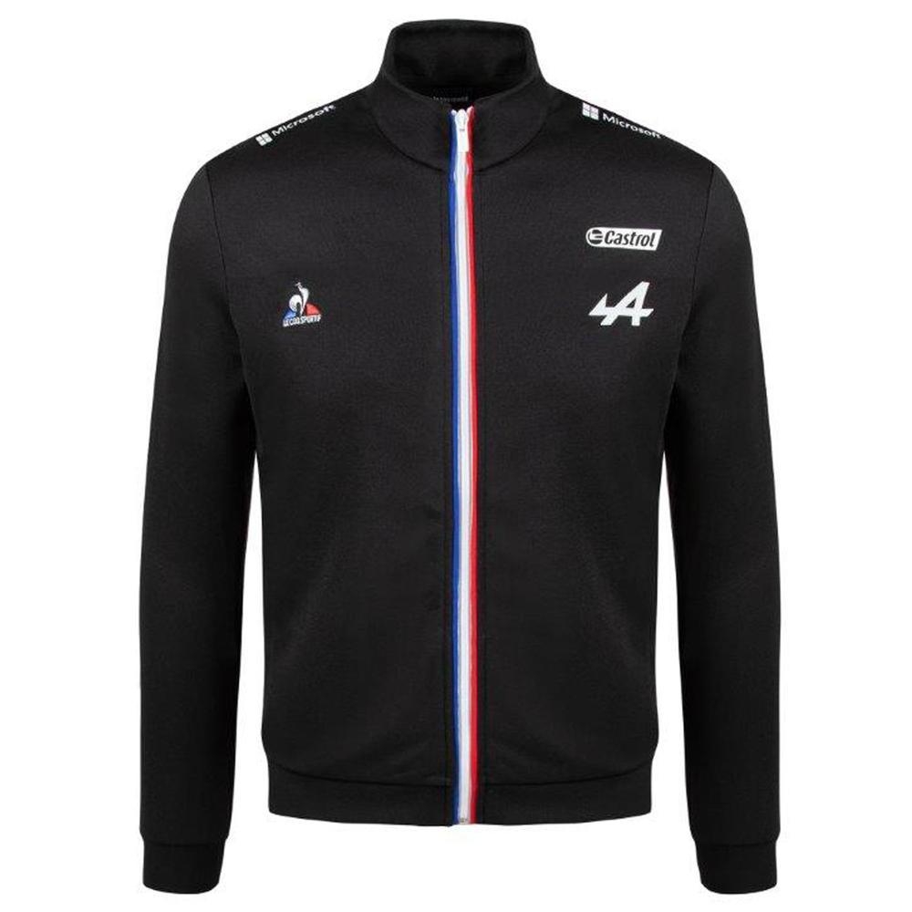 2021 ALPINE F1 TEAM MENS ZIP SWEATSHIRT