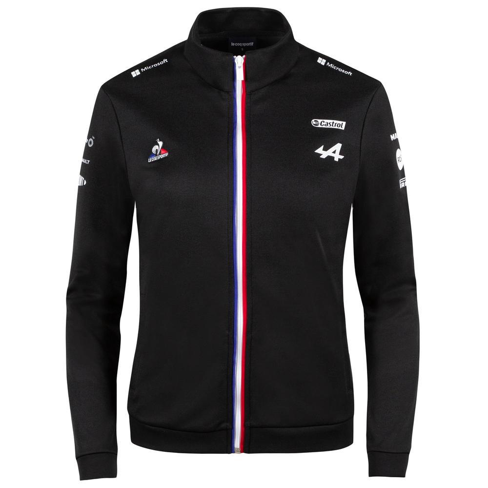 2021 ALPINE F1 TEAM LADIES ZIP SWEATSHIRT