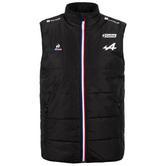 New! 2021 Alpine F1 Team Mens Gilet Body Warmer Alonso Ocon Official Merchandise