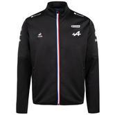 New! 2021 Official Alpine F1 Team Mens Softshell Fleece Jacket Coat Alonso Ocon