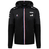 New! 2021 Alpine F1 Team Mens Rain Jacket Coat Alonso Ocon Official F1 Teamwear