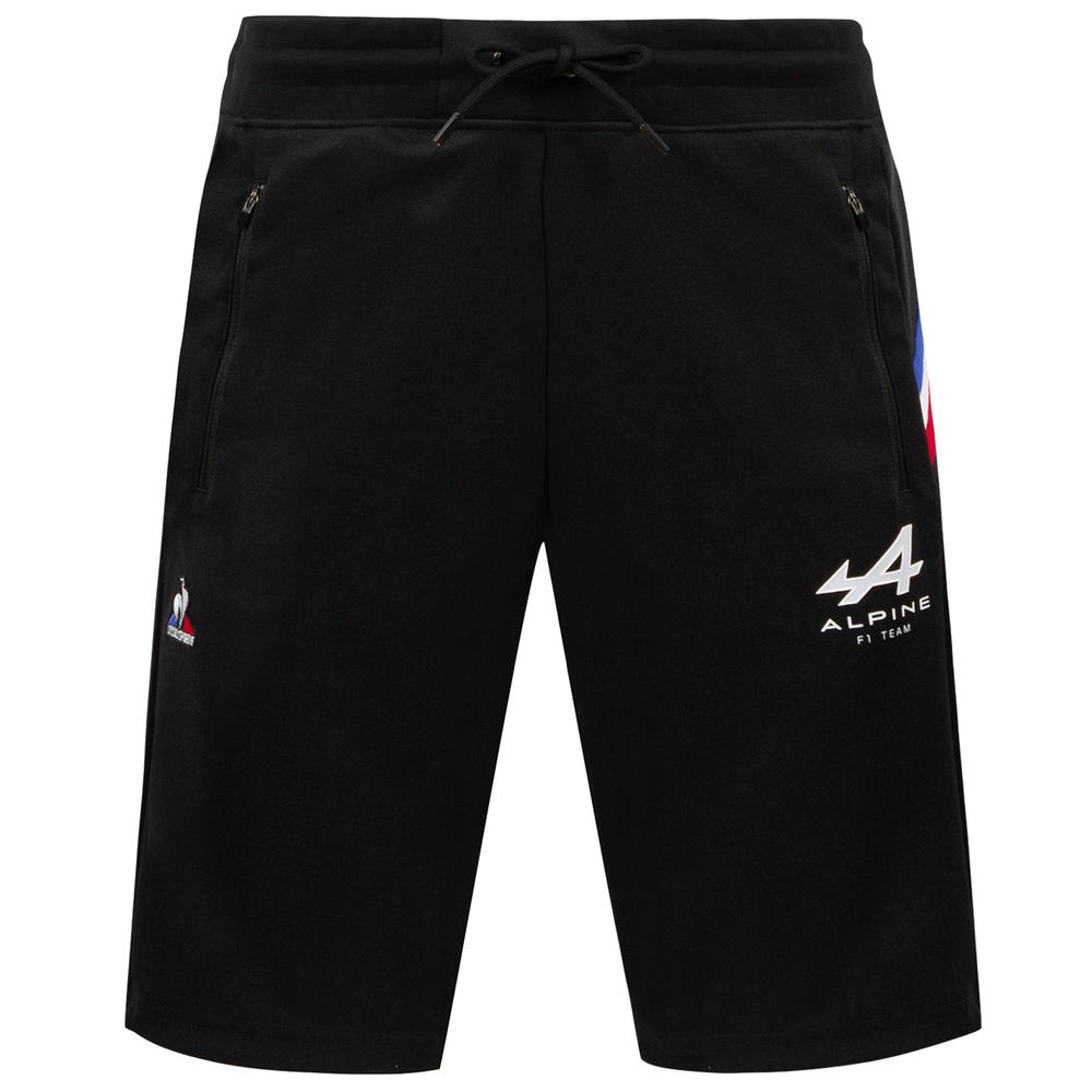 New! 2021 Alpine F1 Team Mens Official Shorts Alonso Ocon Teamwear
