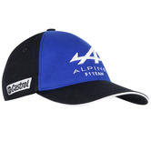 New! 2021 Alpine F1 Team Official Genuine Cap Blue/Black Alonso Ocon